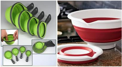"""""""The Galley, Collaspible Bowls"""""""