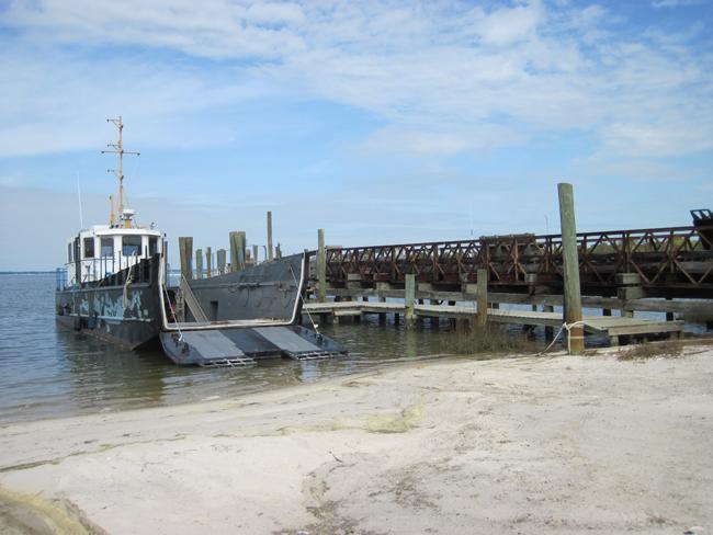 Dog Island Ferry