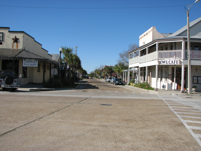 Downtown Apalachicola