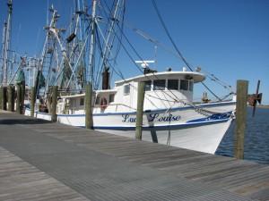 Apalachicola Shrimp Boat