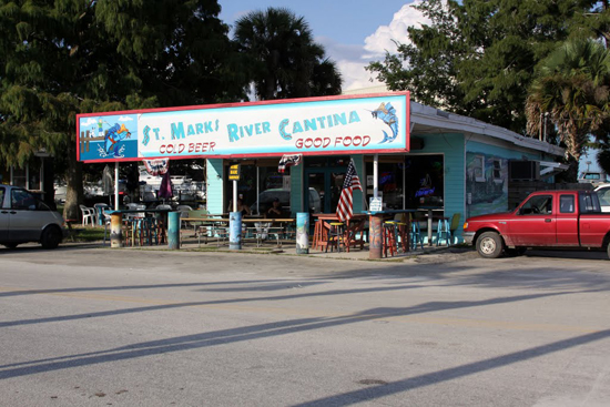St. Marks River Cantina