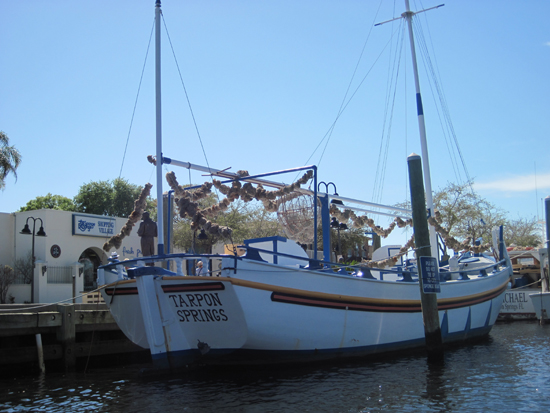 Sponge Docks of Tarpon Springs