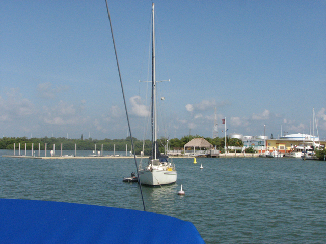 Boot Key Harbor City Marina (Where Logan spends a lot of her time)