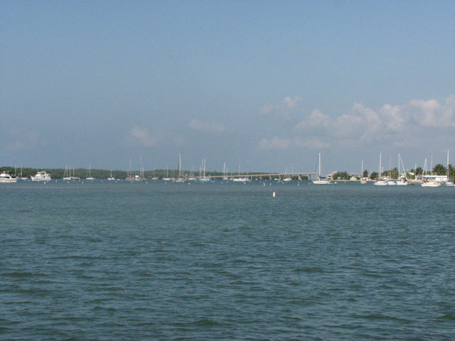 Boot Key Harbor Mooring Field