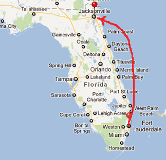 Big plans for 2013 sailing the great escape a sailing for Is jacksonville fl a good place to live